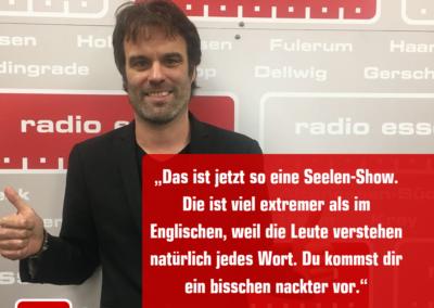 RADIO Essen, 04.10.2019 1